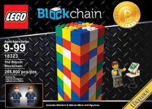 LEGO-Blockchain